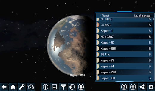 Exo planets Explorer 3D HD 2.6.7 [MOD APK] Latest 2
