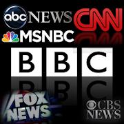 BBC, MSNBC, FOX, CBS, CNN, ABC News