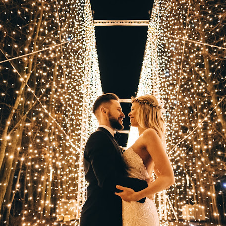 Fotógrafo de bodas Marcin Łabędzki (bwphotography). Foto del 21.12.2017