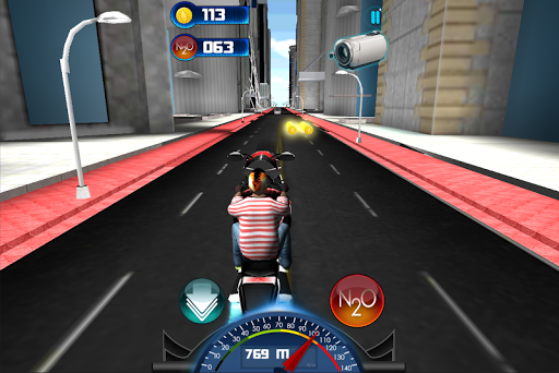 Moto City Racer