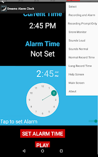 Dreams Alarm Clock - Free - náhled
