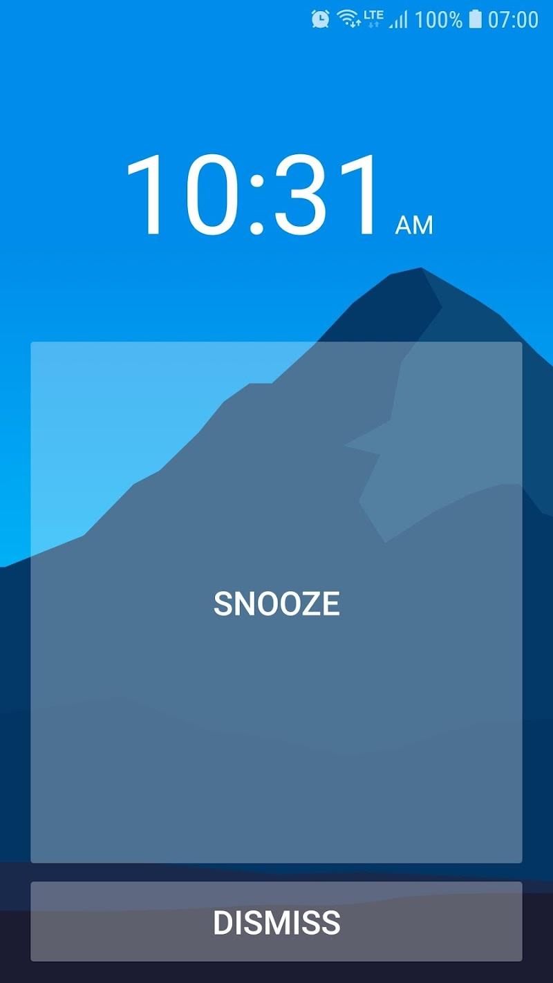 Alarm Clock Xtreme & Timer Screenshot 1