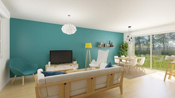 Vente maison 4 pièces 92,57 m2