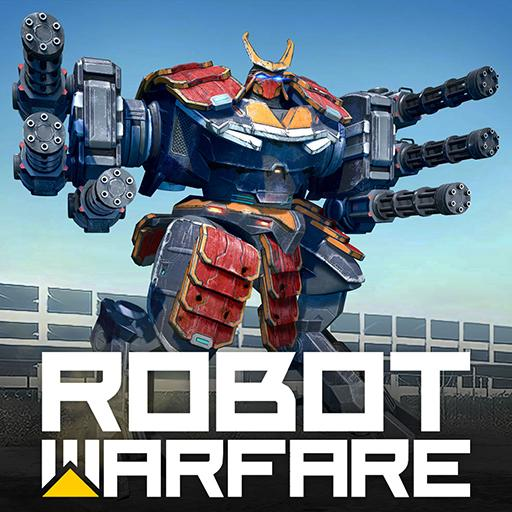 Robot Warfare: Mech battle Icon