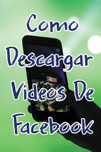 Como Descargar Videos De Facebook A Mi Celular - náhled
