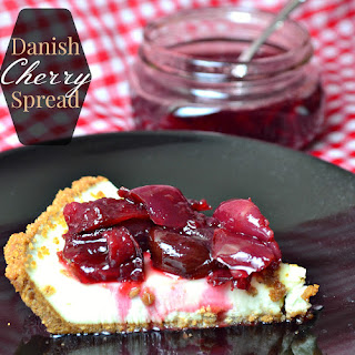 Danish Cherry Spread