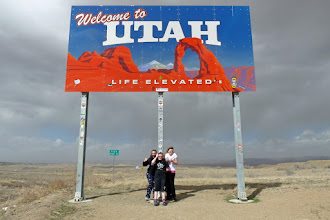 Photo: Welcome to Utah
