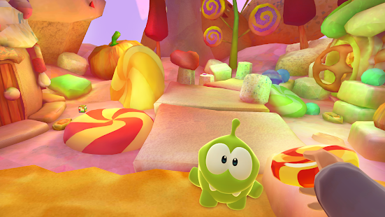 Where's Om Nom? v1.1 APK Data Obb Full