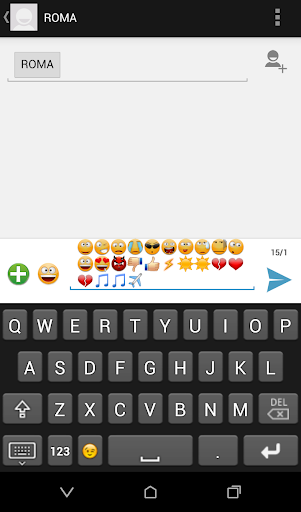 玩社交App|Emoji Smiley Keyboard免費|APP試玩