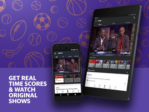 Yahoo Sports: Watch games & get live sports scores screenshots 7