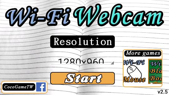 Wi-Fi Webcam 2.5 Android APK Mod 1