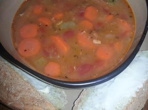 Bullseye Ham & Bean Soup Recipe
