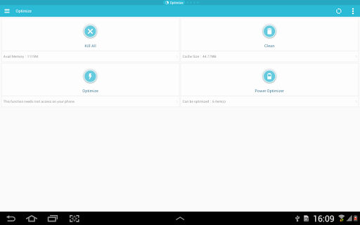 ES Task Manager (Task Killer ) app (apk) free download for Android/PC/Windows screenshot