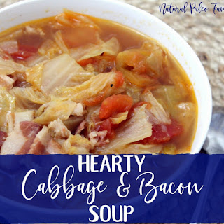 Hearty Cabbage Bacon Soup Recipe