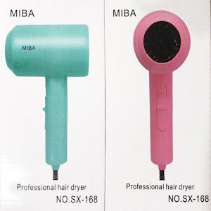 Uscator portabil de par, MIBA SX-168, 800W