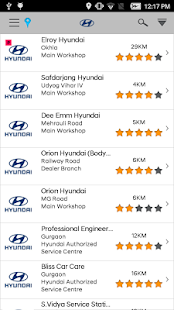 Hyundai Care- screenshot thumbnail