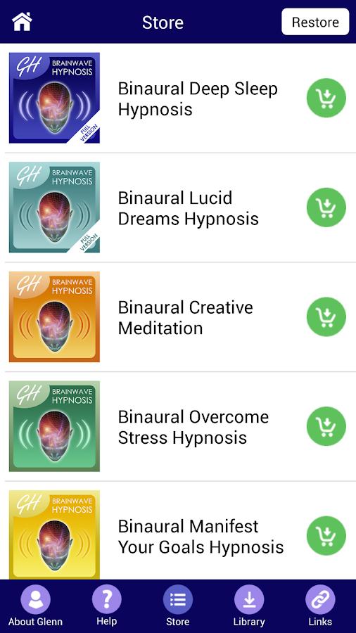 binaural beats weight loss app