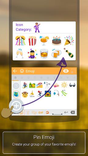 ai.type Free Emoji Keyboard screenshot 12