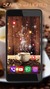 Coffee live wallpaper 3