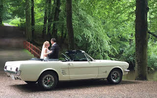 Ford Mustang Rent Fyn