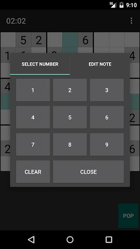 Open Sudoku screenshots 4