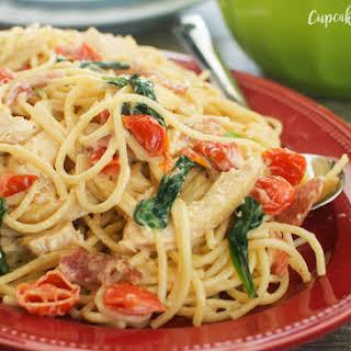Tuscan Chicken Pasta Recipes.