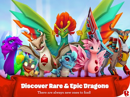 DragonVale World Screenshot