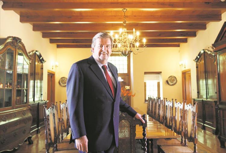 Business man Johann Rupert has sponsored 1,000 title deeds to help bring about transformation through home ownership for the poorest people living in his home town.
