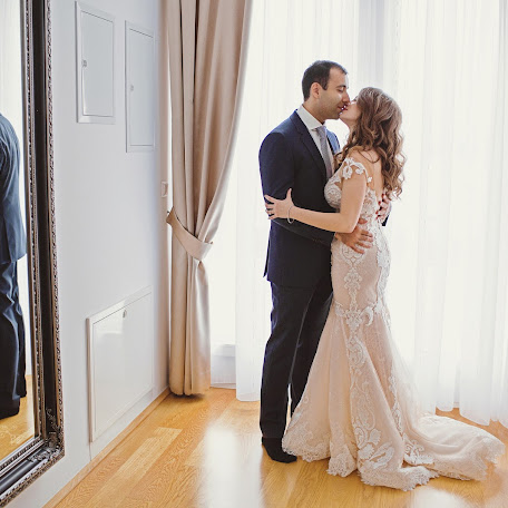 Hochzeitsfotograf Nataliya Melcer (Sohatiy). Foto vom 24.10.2017