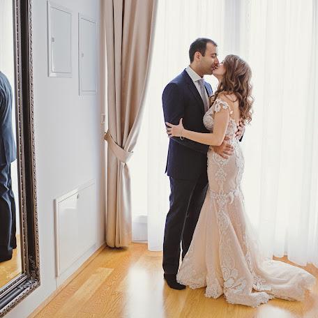 Fotógrafo de bodas Nataliya Melcer (Sohatiy). Foto del 24.10.2017