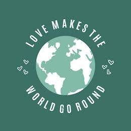 Love Makes the World - Instagram Post item