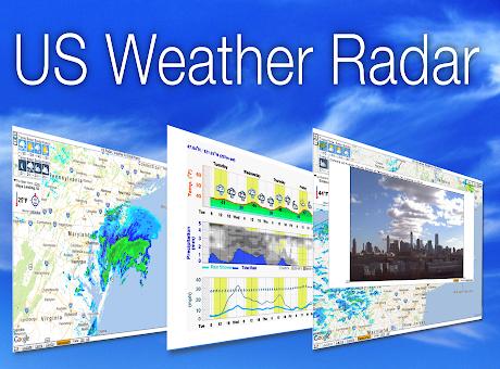 US Weather Radar