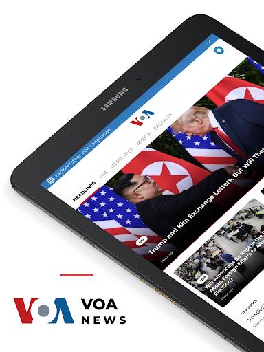 VOA News 4.1.5 Screenshots 7