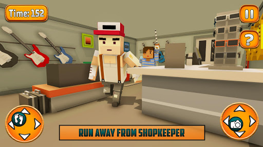 Scary Manager In Supermarket android2mod screenshots 2
