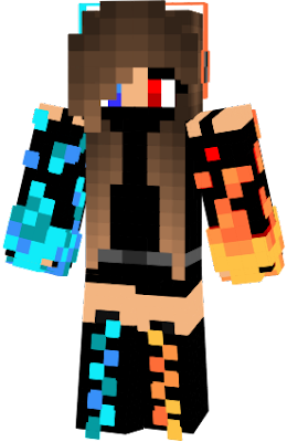 Gamer Cool Nova Skin