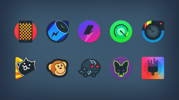 Project X Icon Pack Screenshot Image