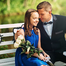 Wedding photographer Kirill Otinov (KDELUXE). Photo of 11.02.2017