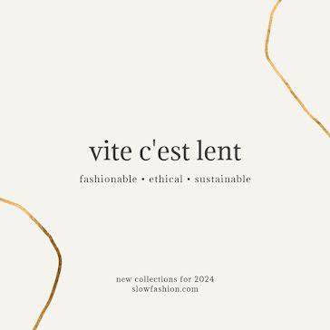 Vite C'est Lent - Instagram Post template