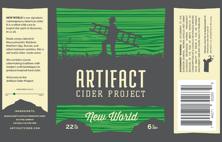 Logo of Artifact Cider: New World
