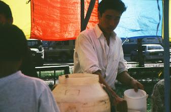 Photo: 03078 ウランバートル/風景/ダライ・エージ(海の母)/食料品専門の市場