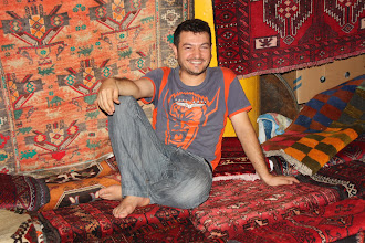 Photo: Day 135 - Carpet Seller in the Antiques Market in Tehran #2