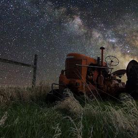 by Aaron Groen - Transportation Other ( farm )