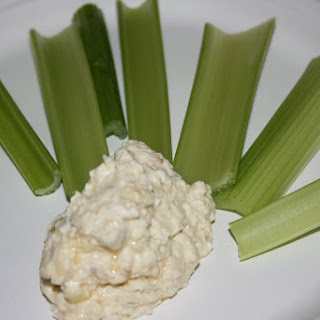 Super Duper Garlic Dip CrockPot.