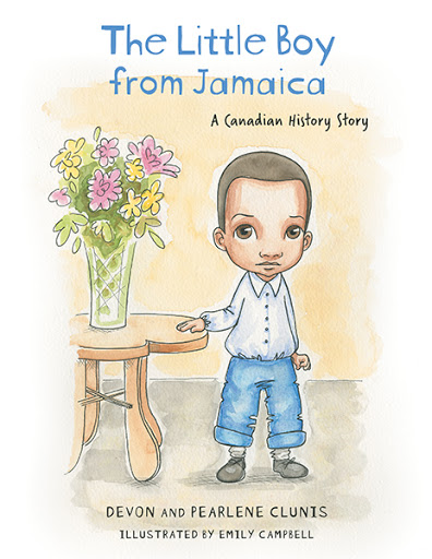The Little Boy From Jamaica cover