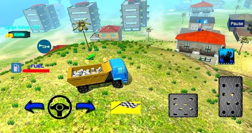 4x4 Off-Road Truck Simulator: Tropical Cargo 4.3 screenshots 6