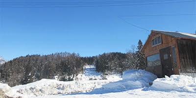 雪のシーズン