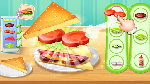 ud83eudd6aud83eudd6aMy Cooking Story - Deli Sandwich Master 2.3.5009 screenshots 20