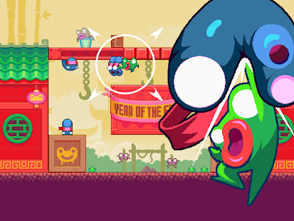 Green Ninja: Year of the Frog- screenshot thumbnail