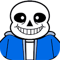 Sans Undertale and Deltarune Stickers for WhatsApp icon