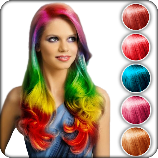 Hair Color Changer Effect